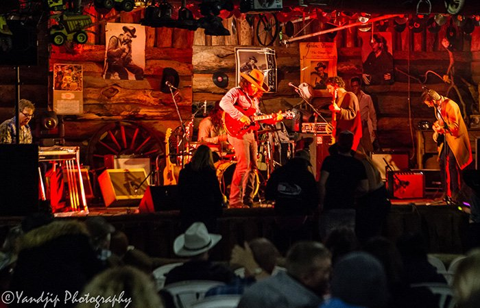 Double Barrel Entertainment Country Music Events
