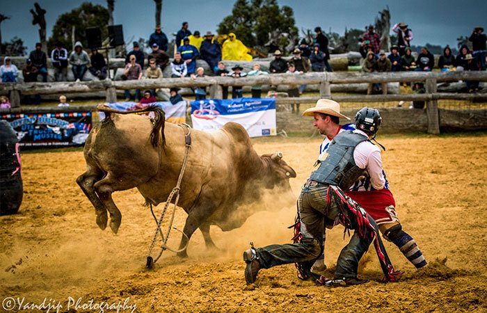 Welcome to the best rodeo in WA