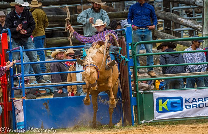 The best rodeo in WA for 2019