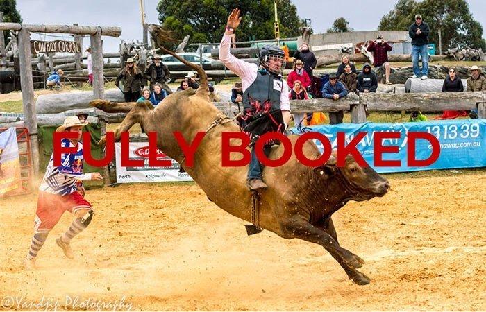 Rough Stock School | Bookup Brook