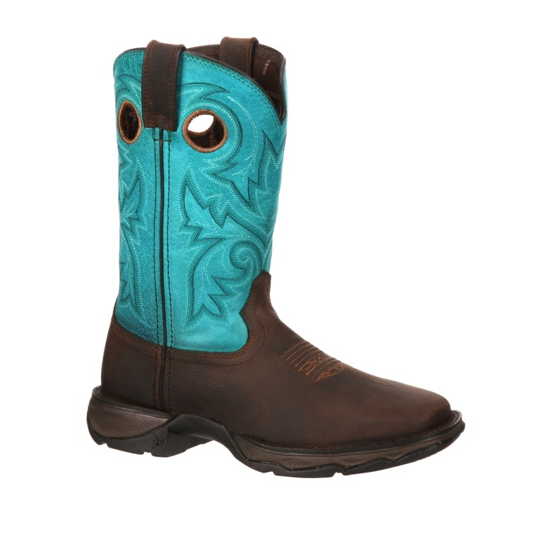 """Mens or Womens Durango 12"""" western boot - sizes 7 to 13"""